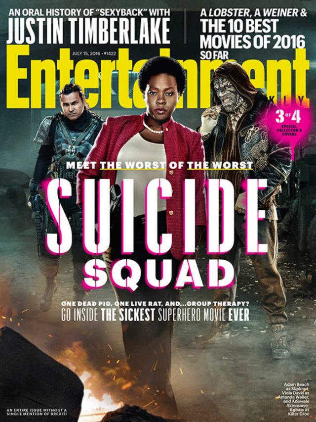 EW Suicide Squad