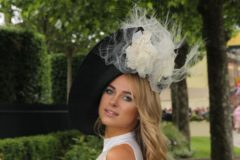 52094632 Celebrities spotted during day 2 of Royal Ascot at Ascot Racecourse on June 15, 2016 in Ascot, England. Celebrities spotted during day 2 of Royal Ascot at Ascot Racecourse on June 15, 2016 in Ascot, England. Pictured: Kimberley Garner FameFlynet, Inc - Beverly Hills, CA, USA - +1 (310) 505-9876 RESTRICTIONS APPLY: USA/CHINA ONLY