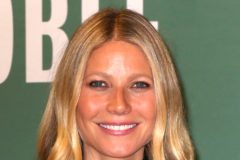 52021604 Actress Gwyneth Paltrow signs copies of her book ' Its All Easy' at Barnes & Noble in New York City, New York on April 12, 2016. FameFlynet, Inc - Beverly Hills, CA, USA - +1 (310) 505-9876