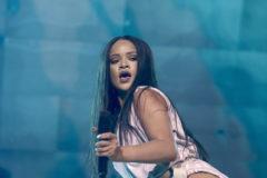 52112862 Singer Rihanna performs live at Tele2 Arena on July 4, 2015 in Stockholm, Sweden. FameFlynet, Inc - Beverly Hills, CA, USA - +1 (310) 505-9876 RESTRICTIONS APPLY: USA ONLY