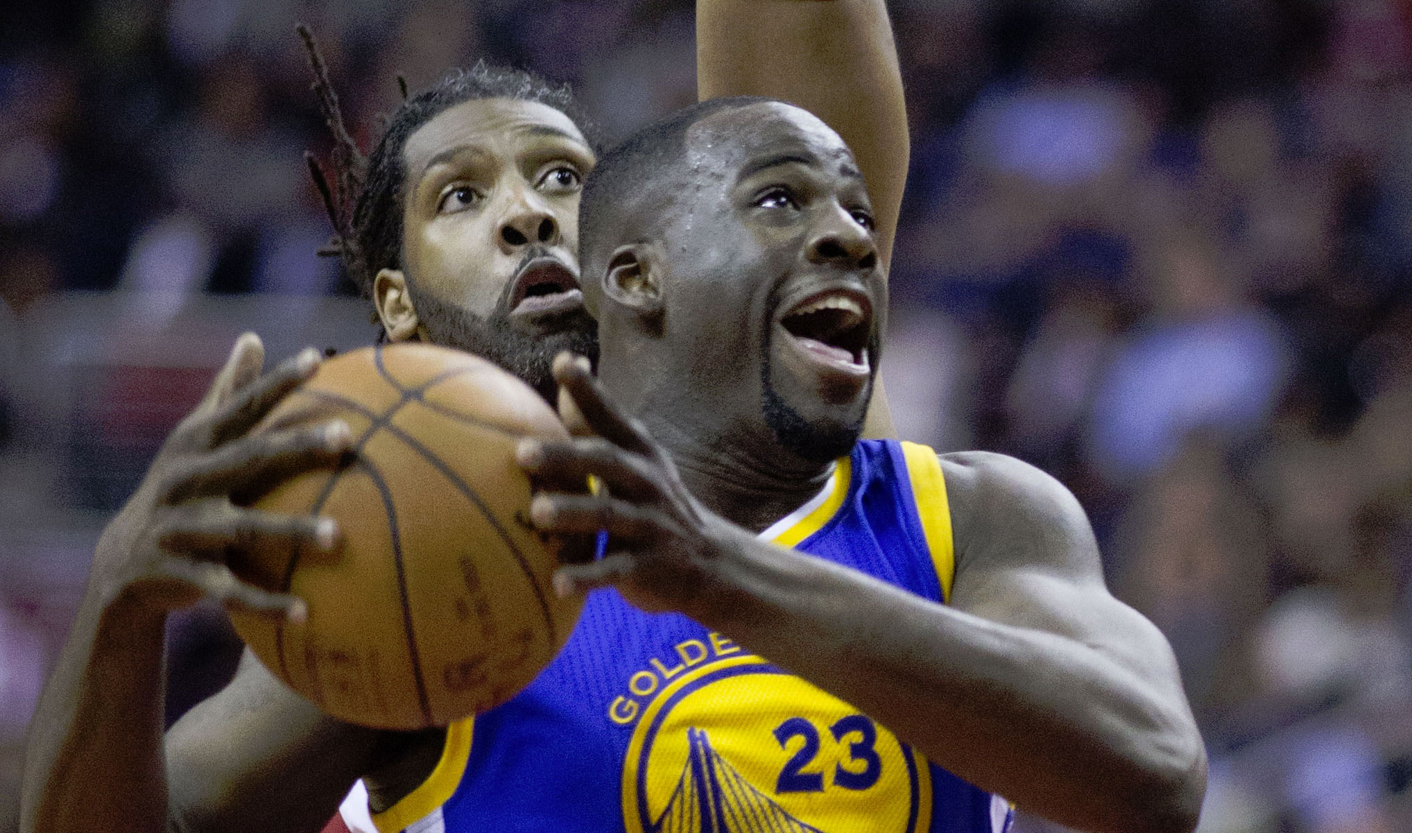 Graphic Snapchat post is latest misstep for Draymond Green