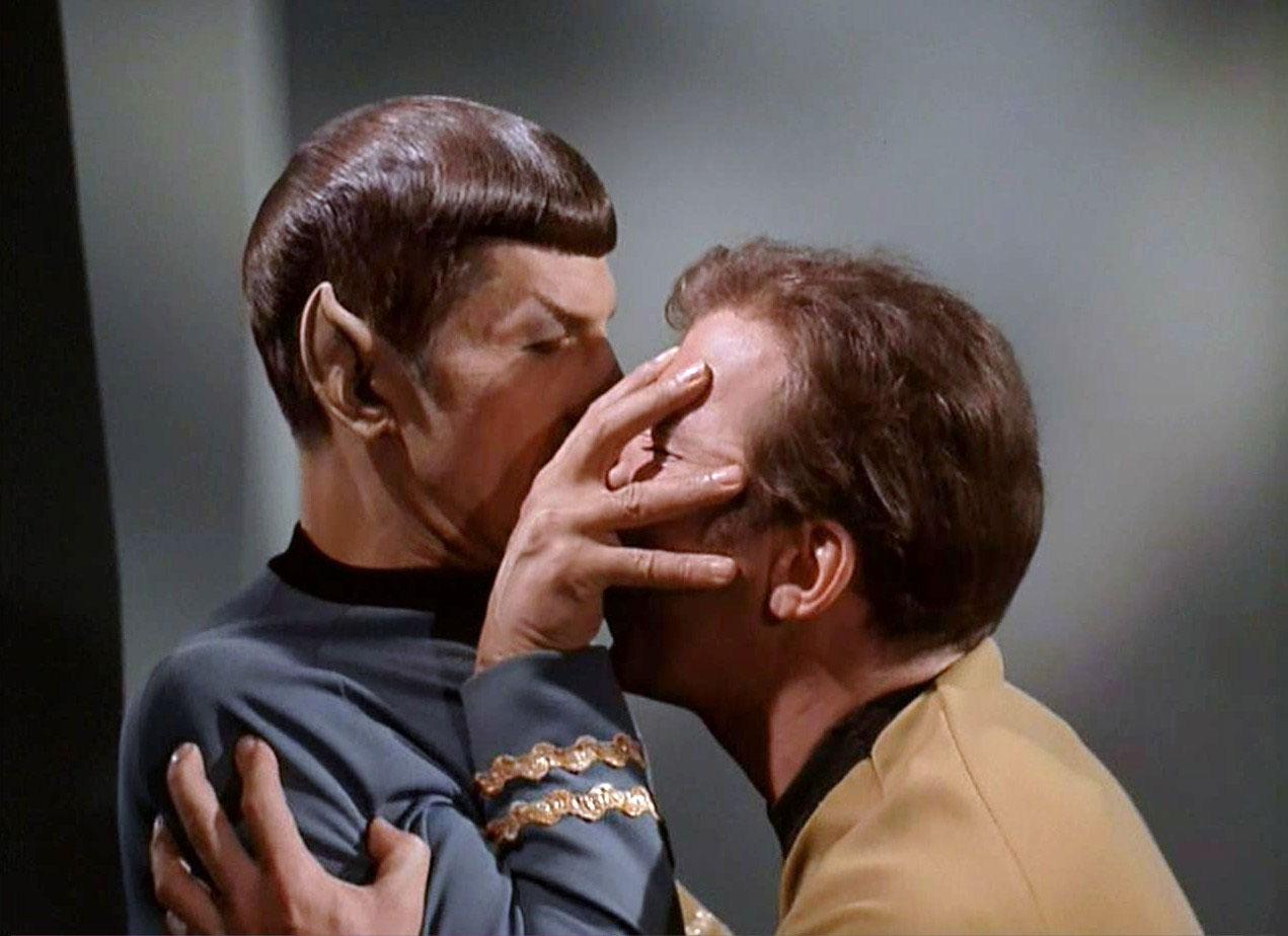 kirk-spock