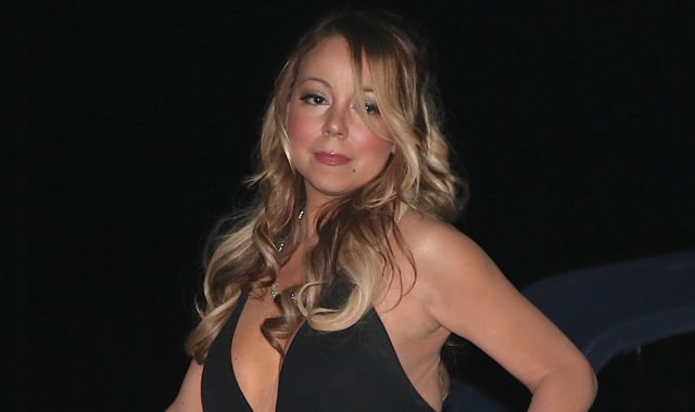 Mariah carey still an obnoxious diva even though she hasn 39 t had a hit in 10 years the blemish - Mariah carey diva ...