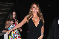 52128849 Celebrities attend the Leonardo DiCaprio foundation party in Saint-Tropez, France on July 20, 2016 Celebrities attend the Leonardo DiCaprio foundation party in Saint-Tropez, France on July 20, 2016  Pictured: Mariah Carey FameFlynet, Inc - Beverly Hills, CA, USA - +1 (310) 505-9876 RESTRICTIONS APPLY: USA ONLY