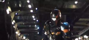 DeathStroke Batman Ben Affleck
