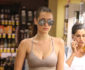 52136233 Model Bella Hadid shops at Pavilions in Beverly Hills, California. Bella could be seen sweating through her tight pants near her crotch. FameFlynet, Inc - Beverly Hills, CA, USA - +1 (310) 505-9876