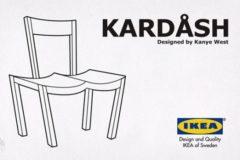 Kanye West Ikea Fake Products