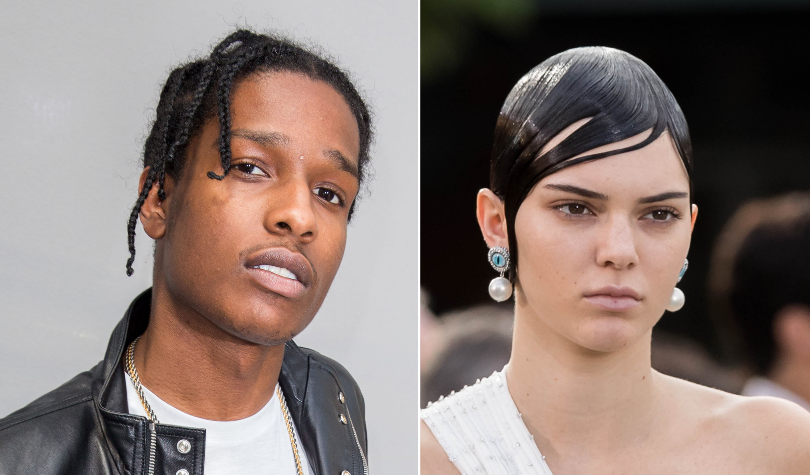 Kendall Jenner Is Dating A$AP Rocky And Twitter Is Hating It