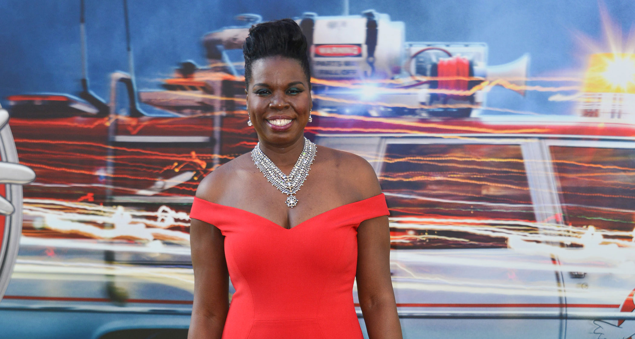 Feds investigating hack of Leslie Jones's website