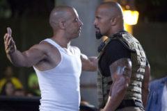 The Rock v. Vin Diesel