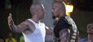 The Rock v. Vin Diesel