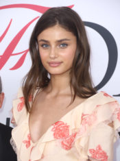 Celebrities attending the 2016 CFDA Fashion Awards in New York City, New York on June 6, 2016. Pictured: Taylor Marie Hill