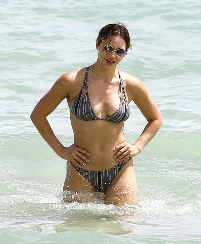 Katherine mcphee bikini photoshoot