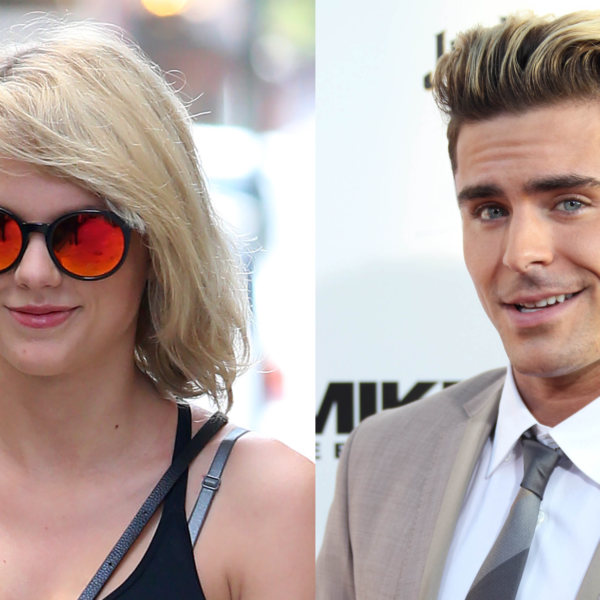 Zac efron dating taylor swift