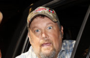 7468935 Comedian Larry the Cable Guy (AKA Daniel Whitney) is out signing autographs and promoting his new movie Cars 2 in New York City on June 15th, 2011. FameFlynet, Inc - Beverly Hills, CA, USA - +1 (310) 505-9876