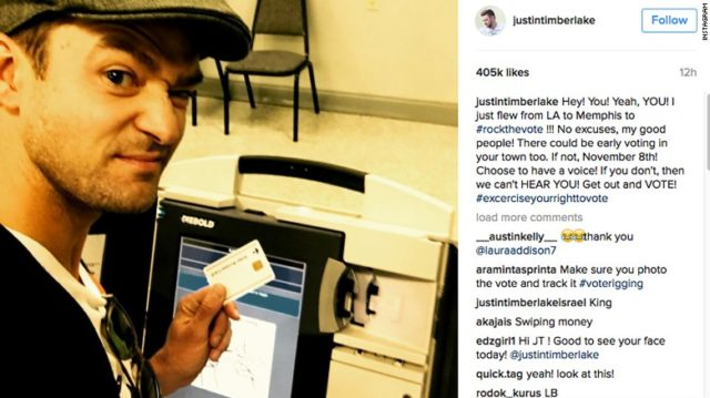 justin-timberlake-voting-booth-selfie