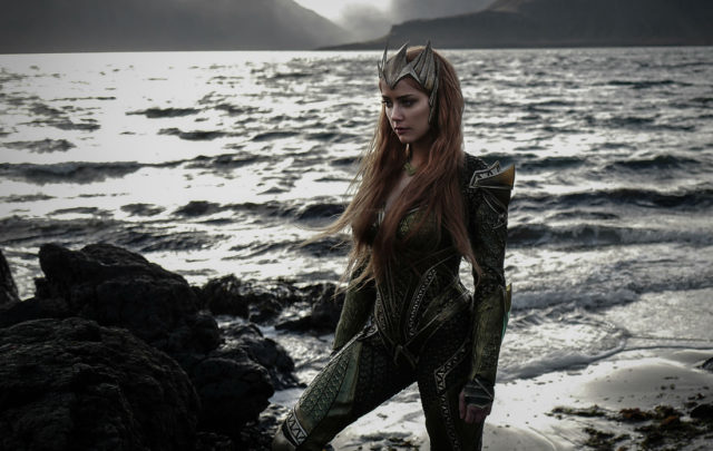 Rumors Fly That Amber Heard is Getting Fired From 'Aquaman 2' Over Domestic Abuse Allegations