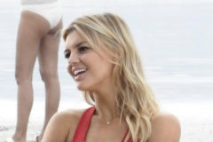 52218971 Actress Kelly Rohrbach is seen filming scenes for the upcoming 'Baywatch' movie in Venice, California on October 30, 2016. FameFlynet, Inc - Beverly Hills, CA, USA - +1 (310) 505-9876 RESTRICTIONS APPLY: NO GERMANY,NO FRANCE