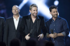 52012798 Celebrities attend the 2016 Juno Awards at Scotiabank Saddledome on April 3, 2016 in Calgary, Canada Celebrities attend the 2016 Juno Awards at Scotiabank Saddledome on April 3, 2016 in Calgary, Canada Pictured: Chad Kroeger, Nickelback FameFlynet, Inc - Beverly Hills, CA, USA - +1 (310) 505-9876