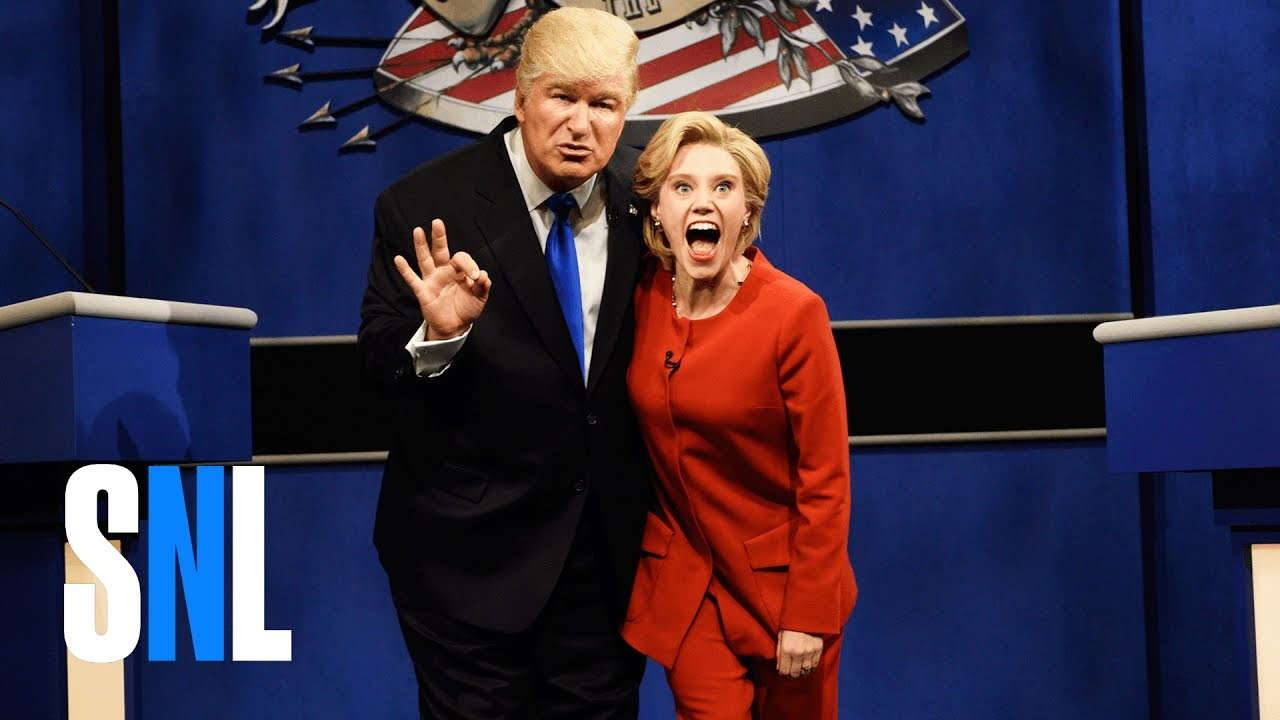 Alec Baldwin Nearly Sp... Alec Baldwin As Trump