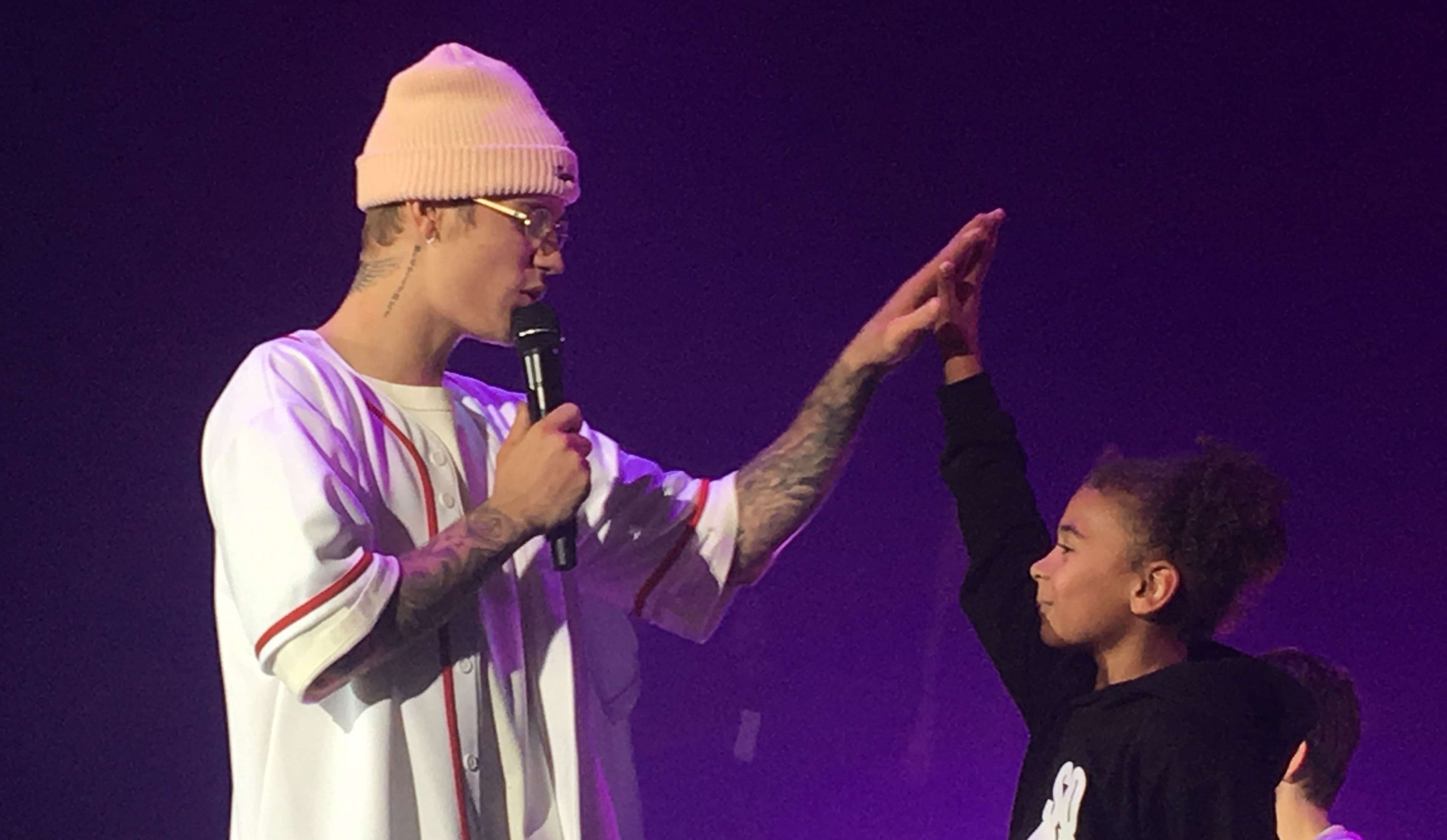 The fan Justin Bieber punched in Barcelona takes case to his lawyers