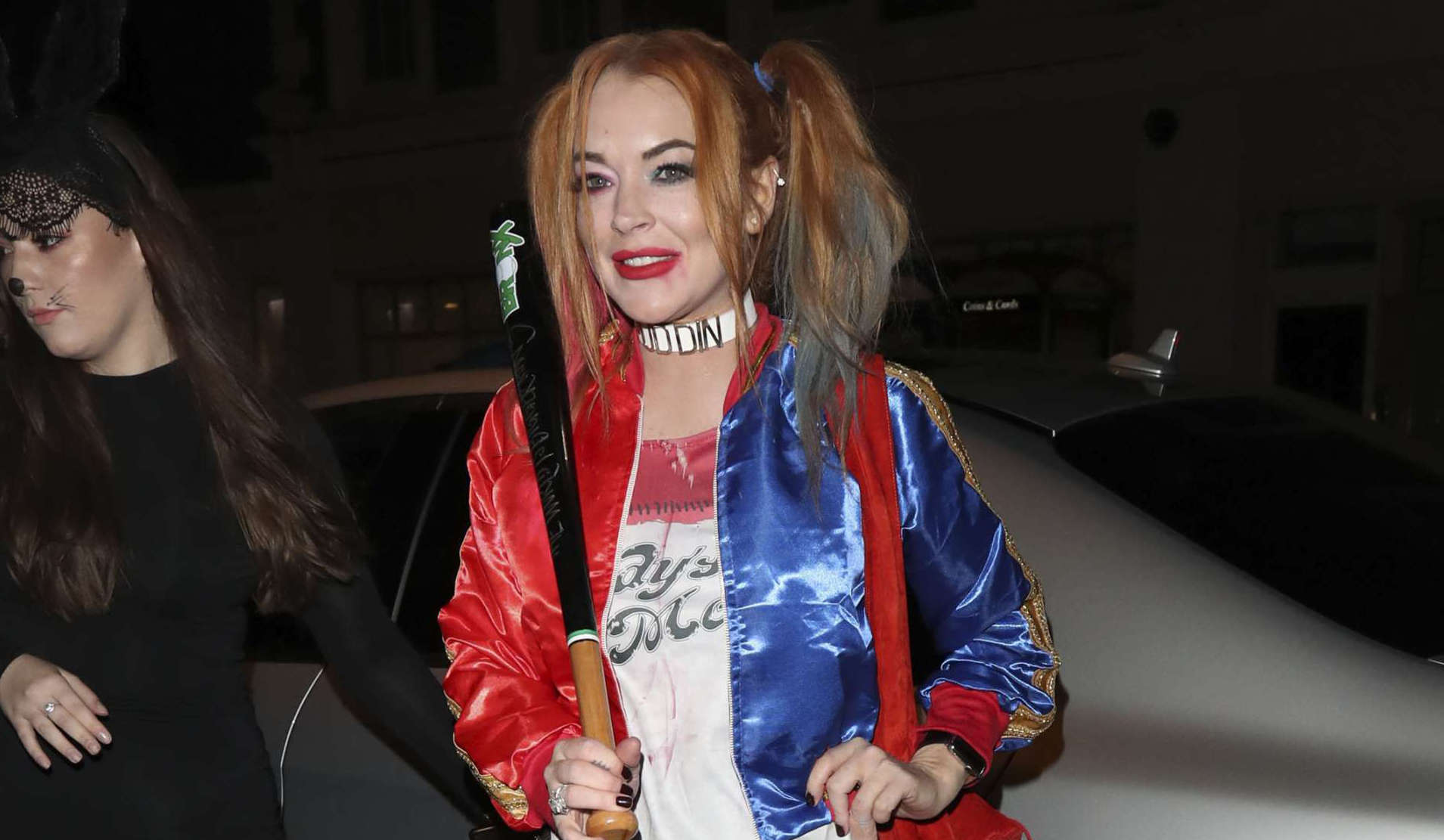 Lindsay Lohan Goes Ful... Lindsay Lohan Accent