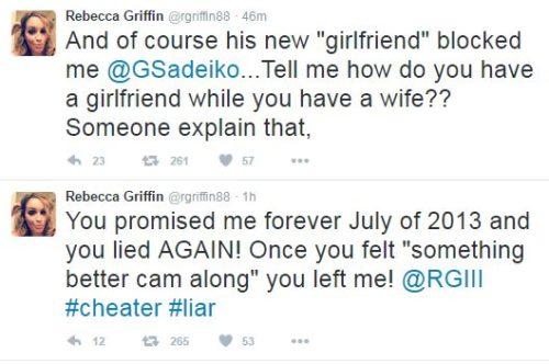 Rebecca Griffin Twitter