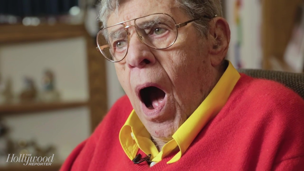 Can You Make it Through This Cringeworthy Interview with Jerry Lewis?