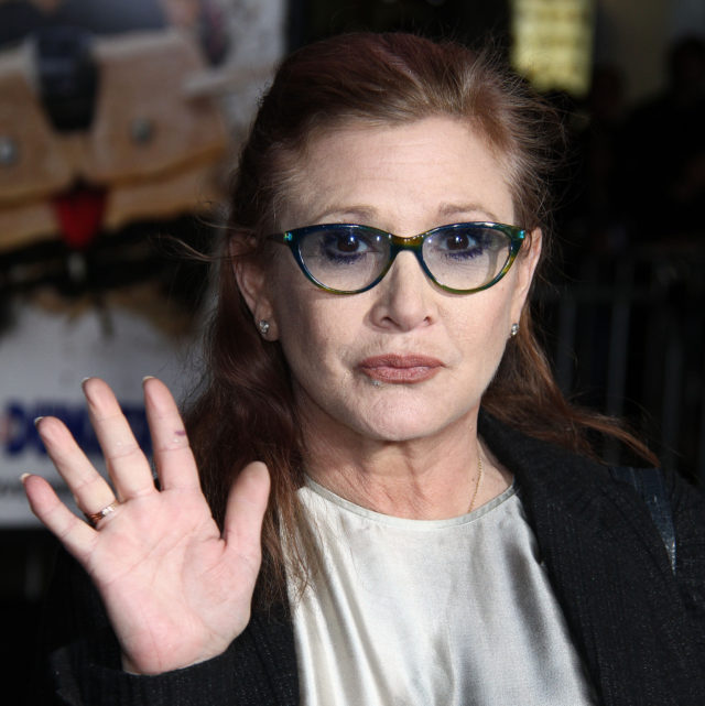 Carrie Fisher's Last Role Better Not Be 'Family Guy'