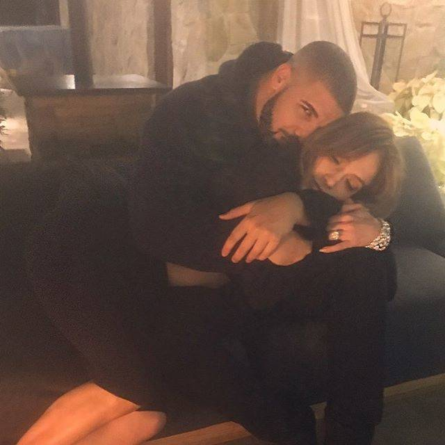 Jennifer lopez dating drake
