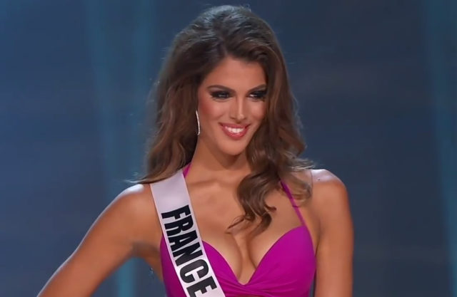 all about iris mittenaere miss universe 2017 the blemish. Black Bedroom Furniture Sets. Home Design Ideas