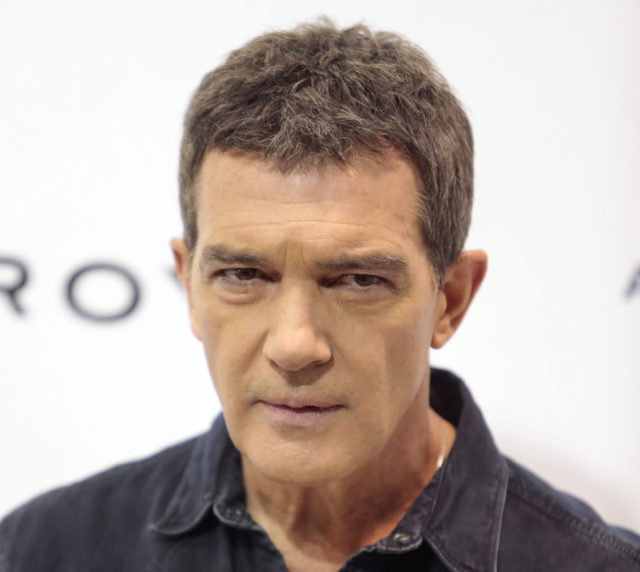 Antonio Banderas was taken to the hospital after suffering from a ...