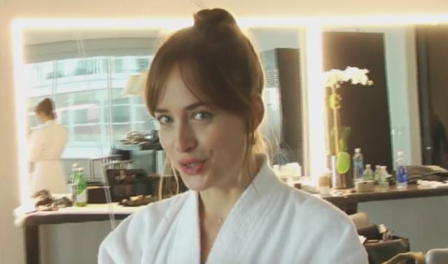 Dakota Johnson Wonders If She Will Stop Doing Nude Scenes