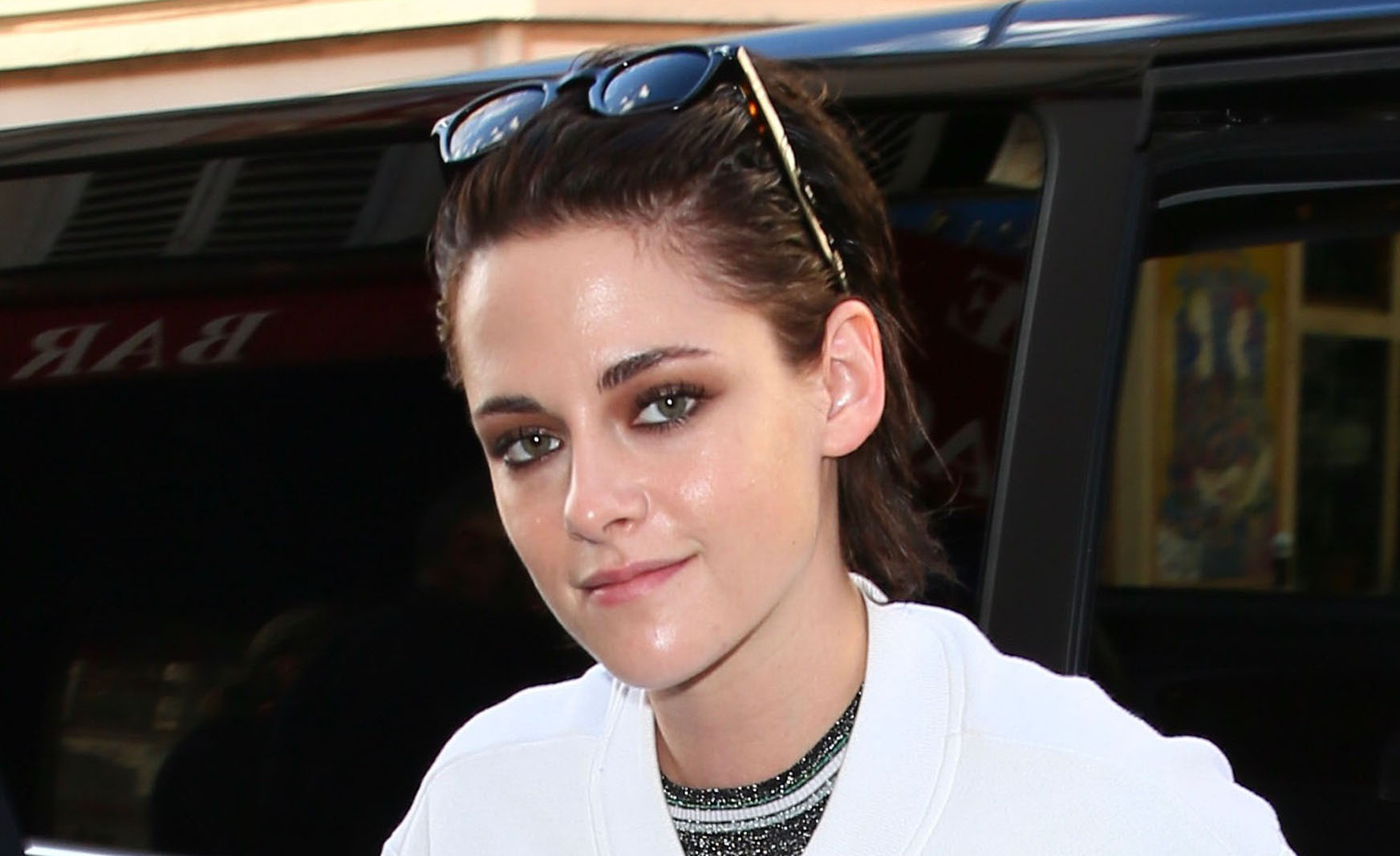 Donald Trump Was Obsessed With Me, Says Kristen Stewart