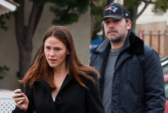 Jennifer Garner Finally Files for Divorce from Ben Affleck