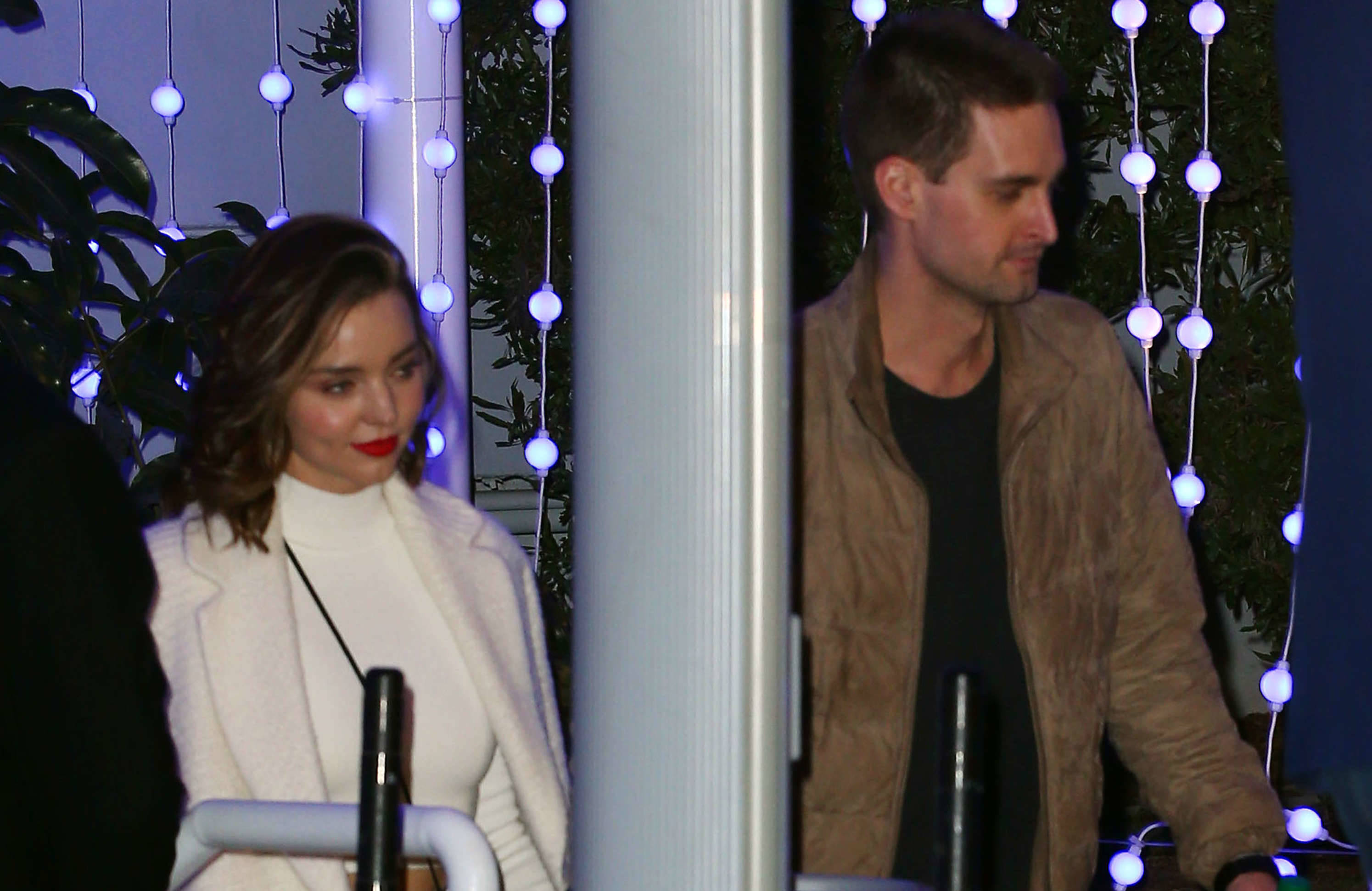 Snaps are in Order: Miranda Kerr & Snapchat's Evan Spiegel Are Married