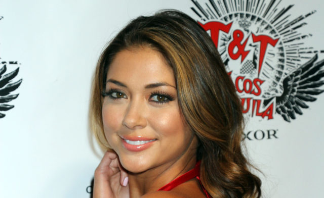 Arianny Celeste Goes Topless on Vacation