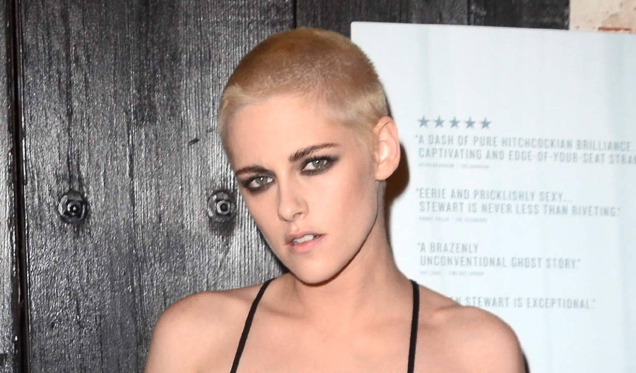 Kristen Stewart Parties with the Brides After Crashing a Wedding!