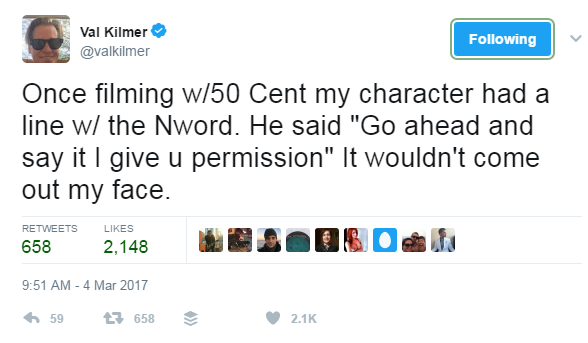 50 Cent Twitter - The Hollywood Gossip