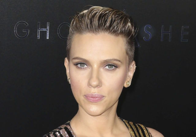 Scarlett Johansson Is Being Terrible Again, This Time to Trans People