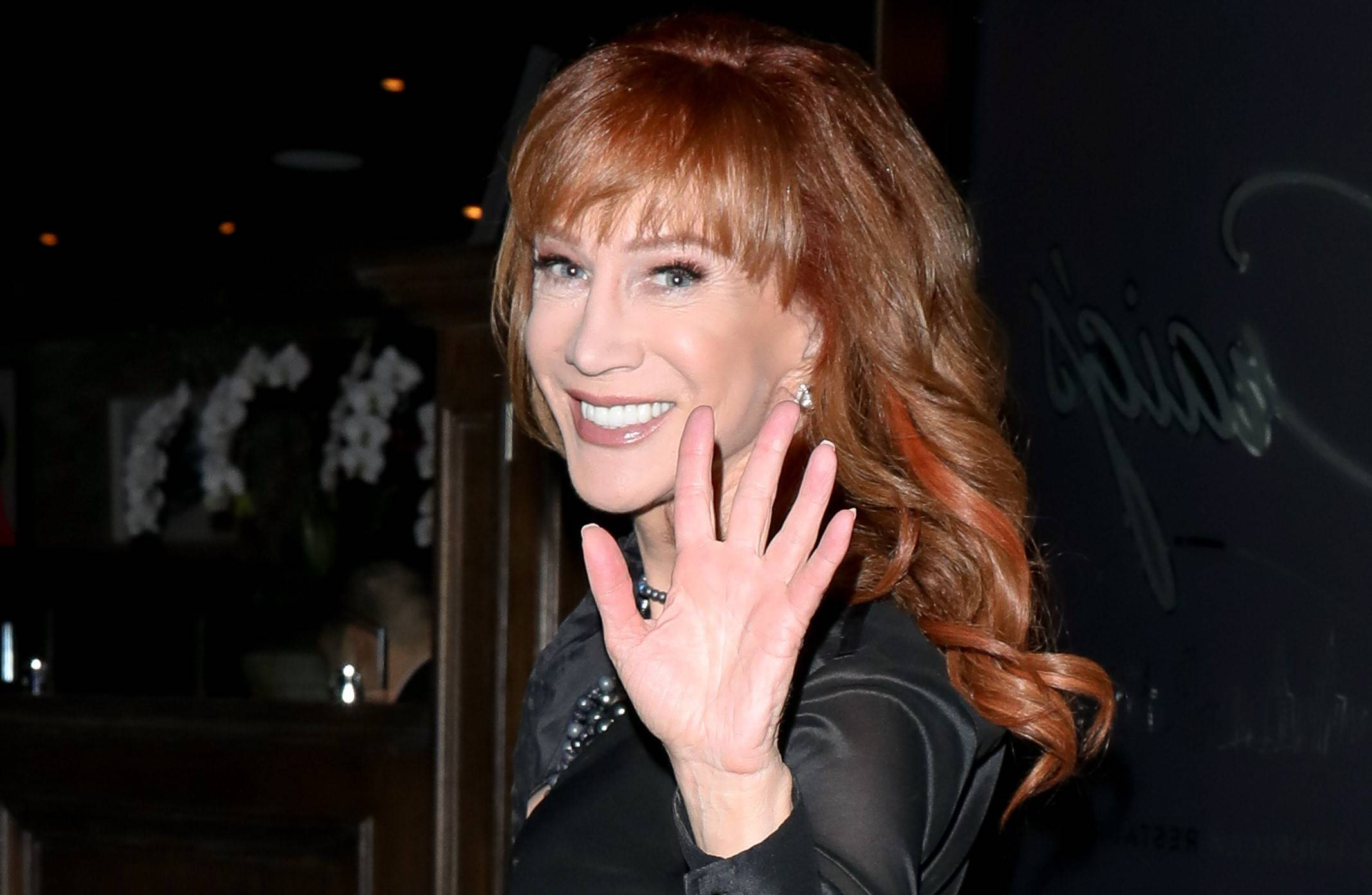 New Mexico casino cancels Kathy Griffin performance