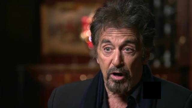 Al Pacino's About To Ignore Sexual Assault