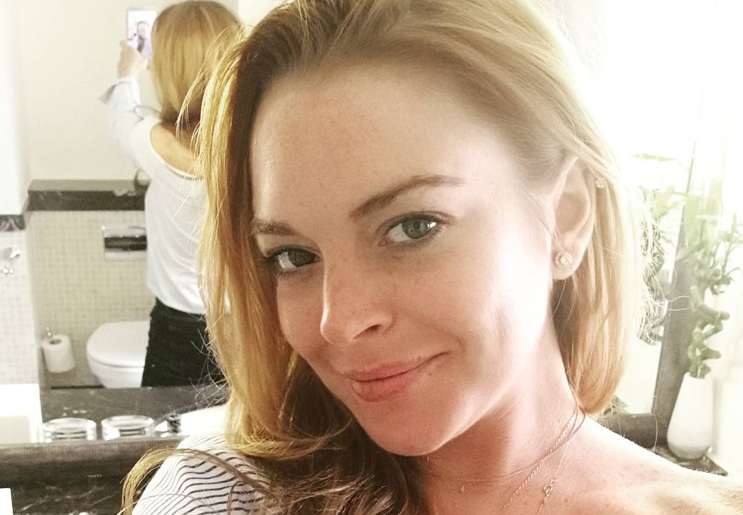 Lindsay Lohan lands first big TV role