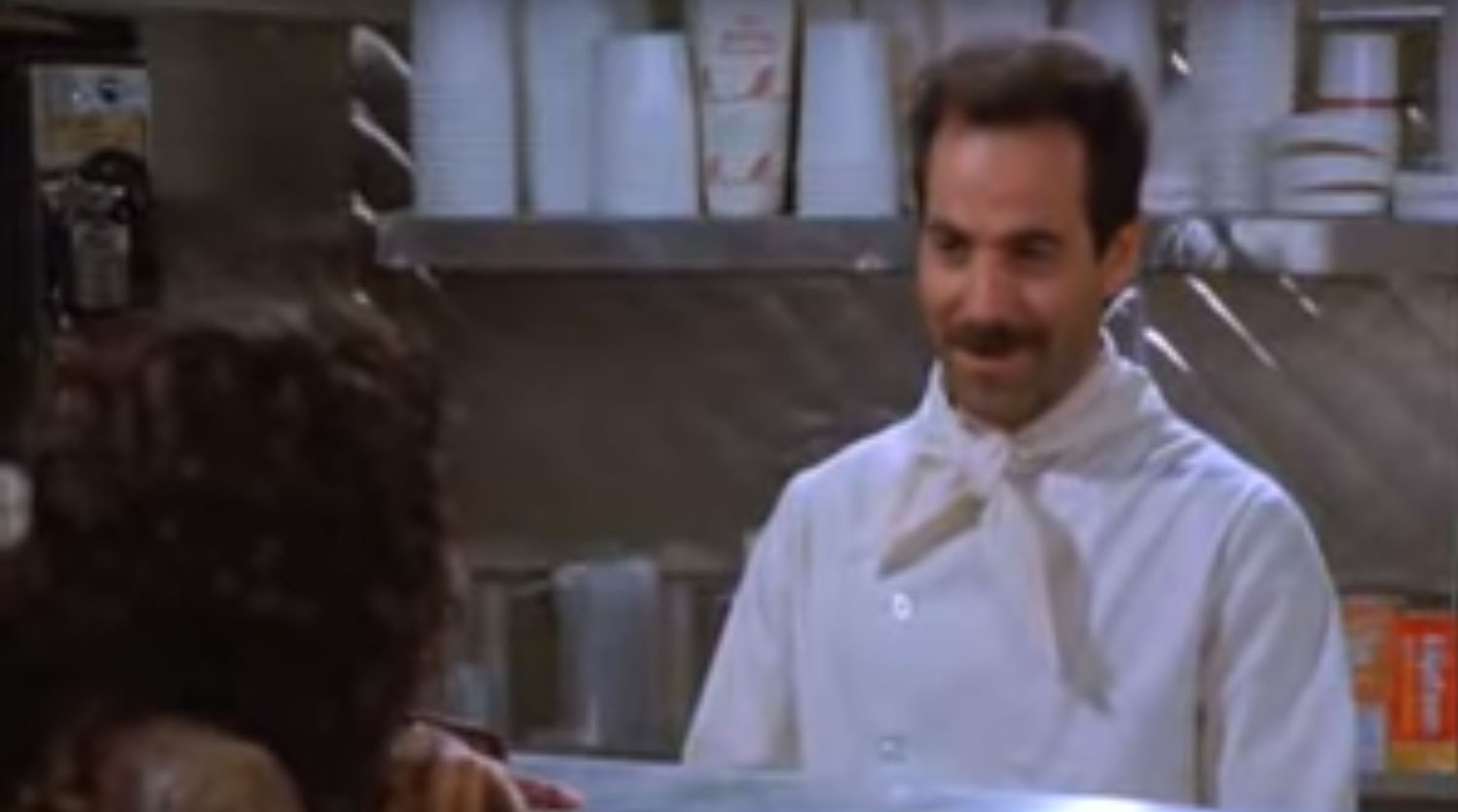 Soupman, of Seinfeld's 'Soup Nazi,' Files for Bankruptcy