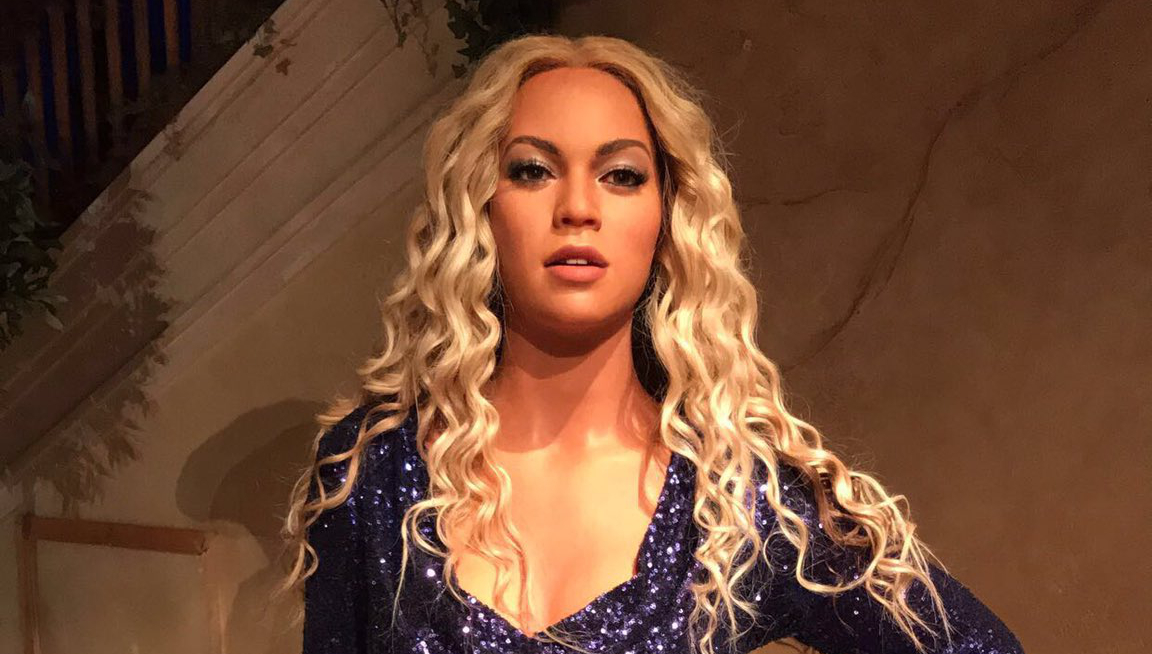 Lousy Beyoncé wax figure sets off the Beyhive