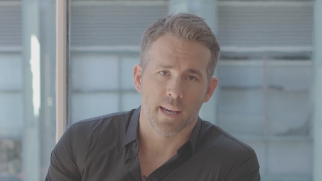 Ryan Reynolds Opens Up About Struggling With Anxiety, Making Him Somehow Even More Likable