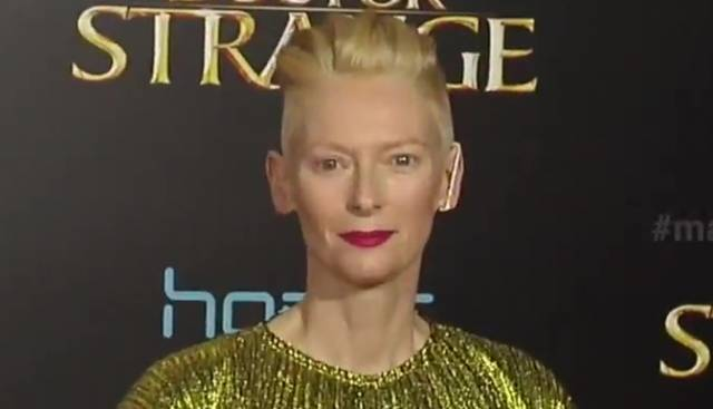 Tilda Swinton Could Have Been Pennywise If She Wasn't So Busy Being Awesome