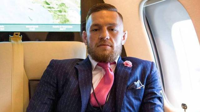 Conor McGregor's photographer breaks silence on that Paulie Malignaggi picture
