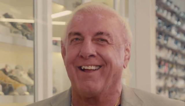 Ric Flair's P@nis Is Tougher Than Ric Flair