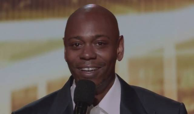Chappelle on Charlottesville: There's a 'white supremacist starter kit at Target'